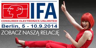 IFA 2014 relacja