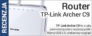 test Router TP-Link Archer C9