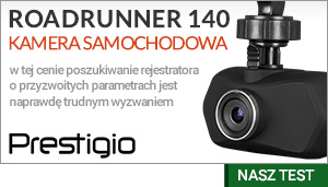 Test Prestigio RoadRunner 140