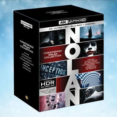 Christopher Nolan (4K Blu-ray)