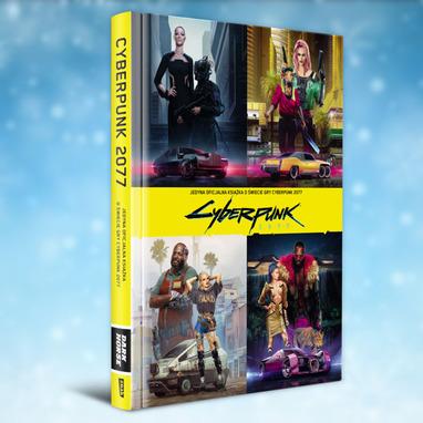 Cyberpunk 2077. Oficjalna książka