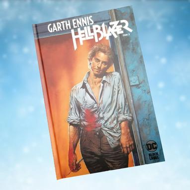 Garth Ennis: cykl Hellblazer
