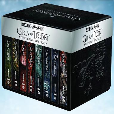 Gra o tron (4K Blu-ray)