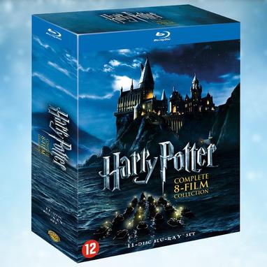 Harry Potter. Kolekcja (Blu-ray)