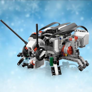 Lego Mindstorms 31313