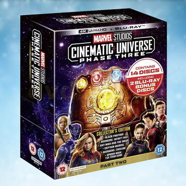 Marvel Universe 3.2 (4K Blu-ray)