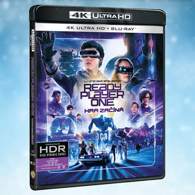 Player One (4K Blu-ray)