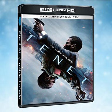 Tenet (4K Blu-ray)