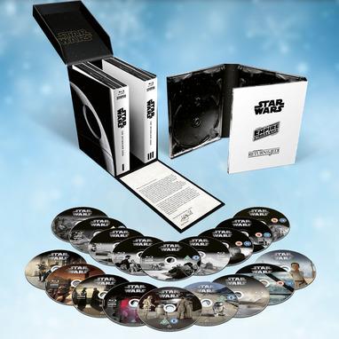 Star Wars: Kolekcja (4K Blu-ray)