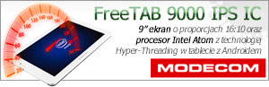 test MODECOM FreeTAB 9000 IPS IC
