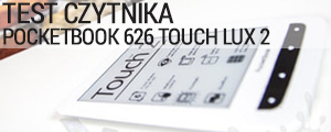 Test PocketBook 626 Touch Lux 2